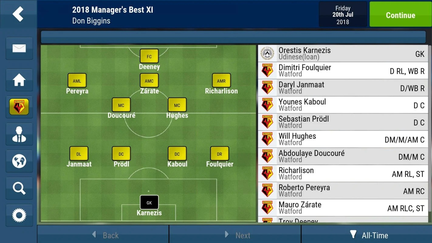 football manager mobile 2018 3