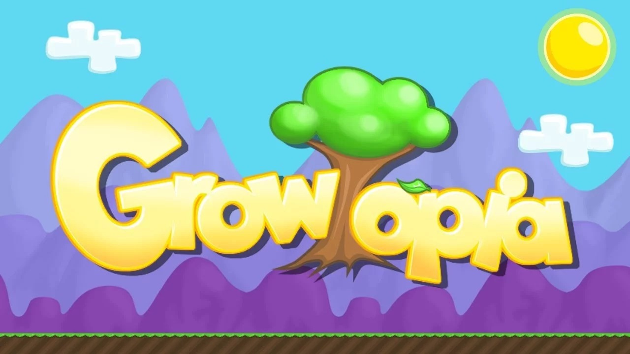 Growtopia cover