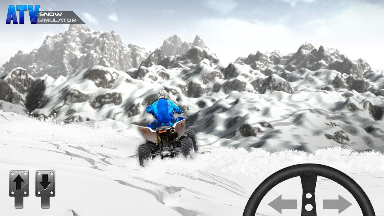 atv snow simulator 2