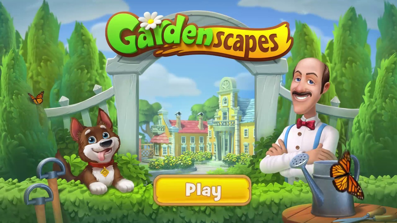 download gardenscapes mod unlimited