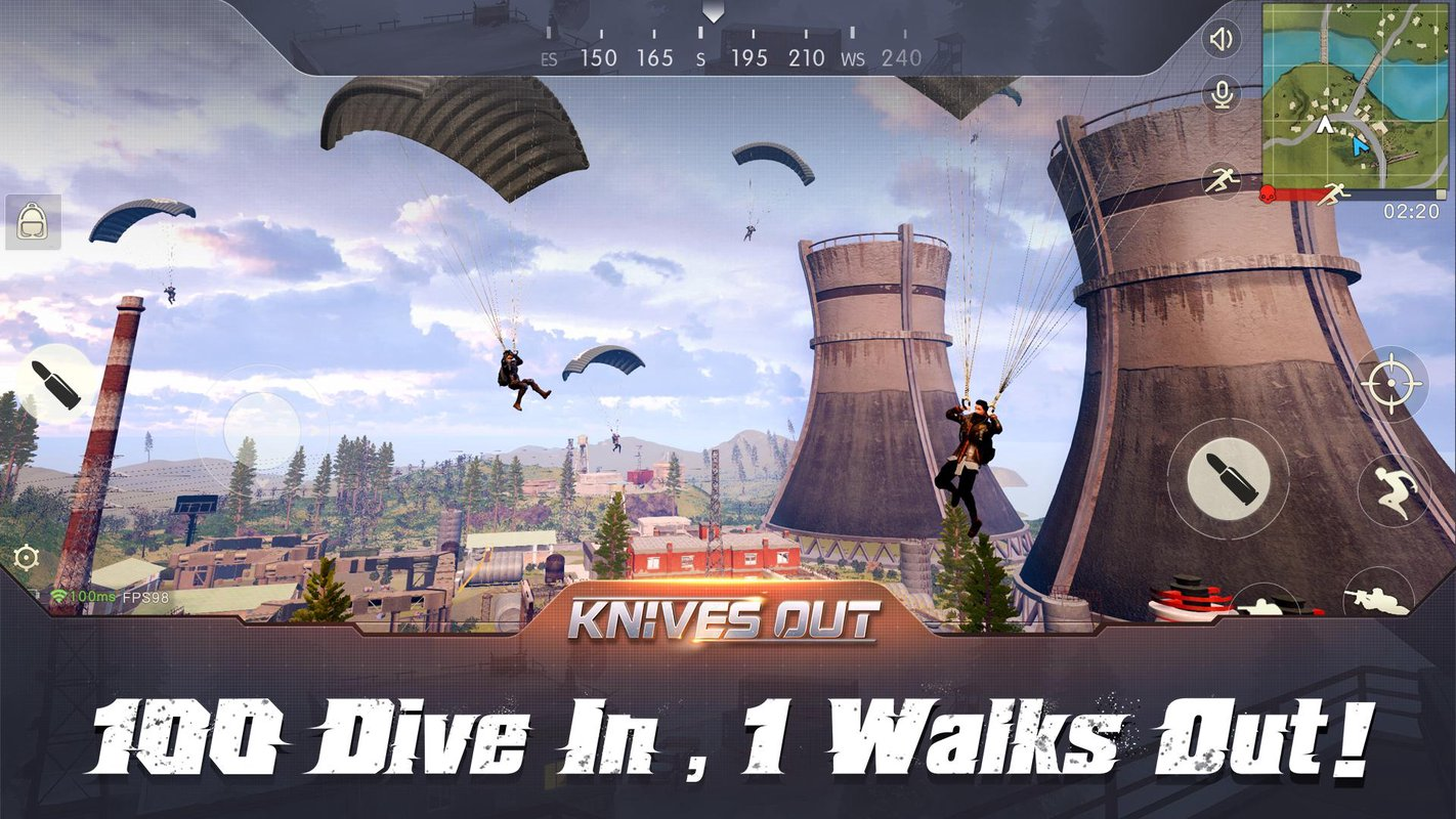 knives out android 2