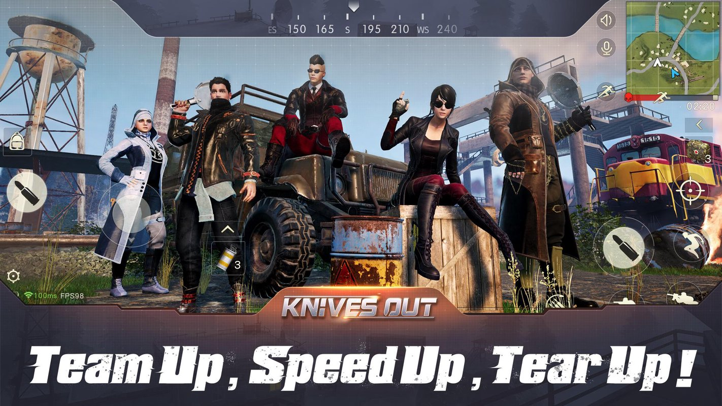 knives out android 3