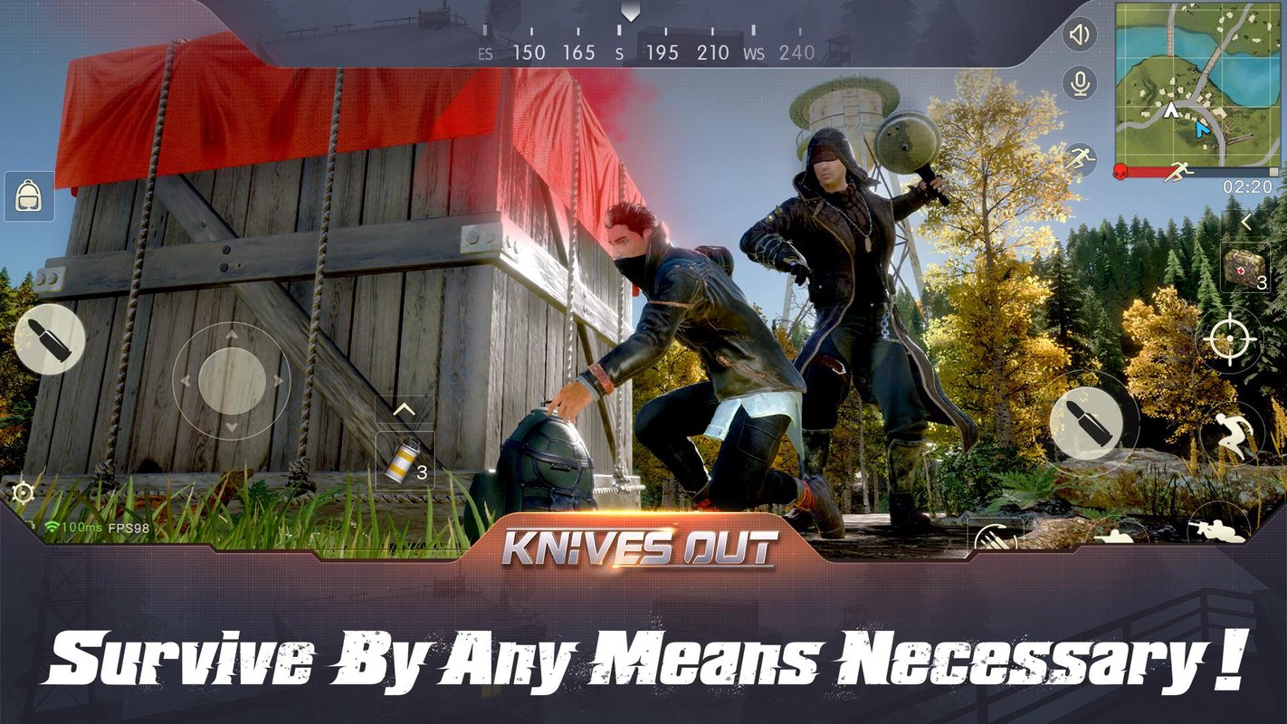 knives out android 4