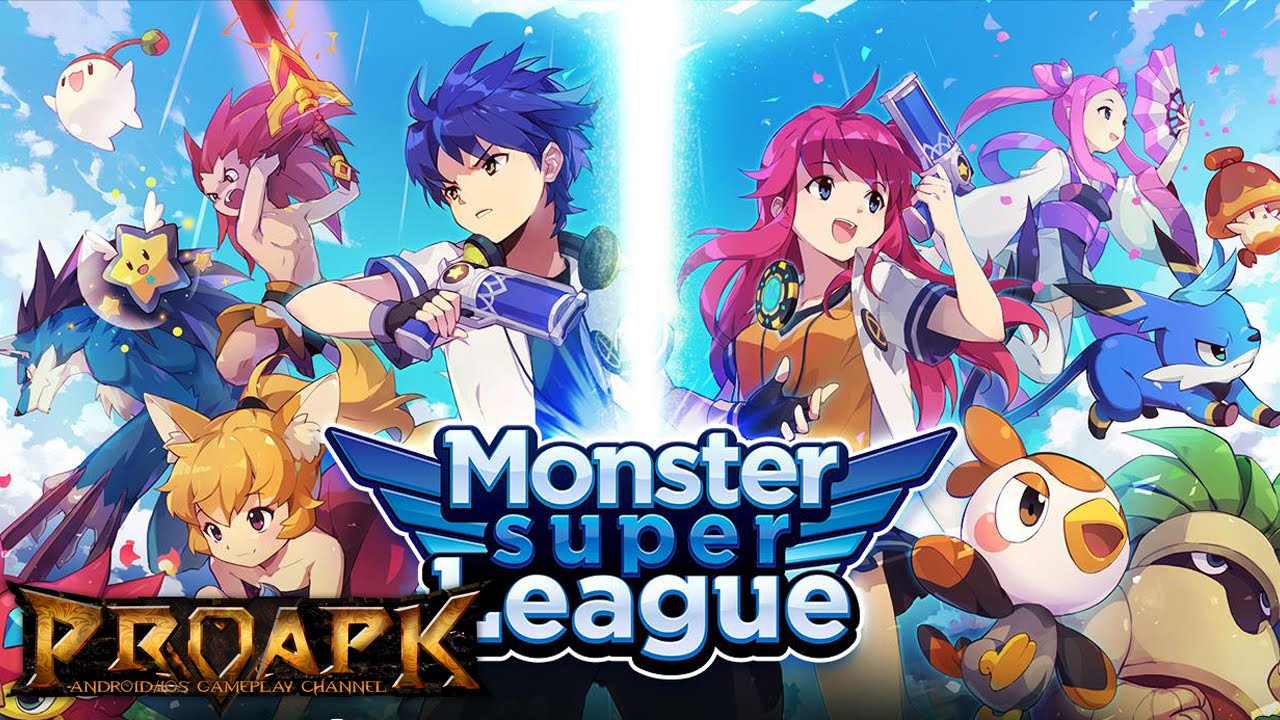 monster super league