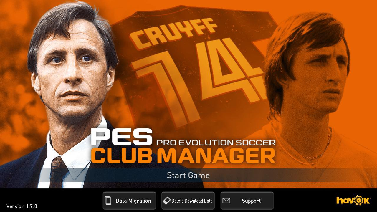 pes club manager 6