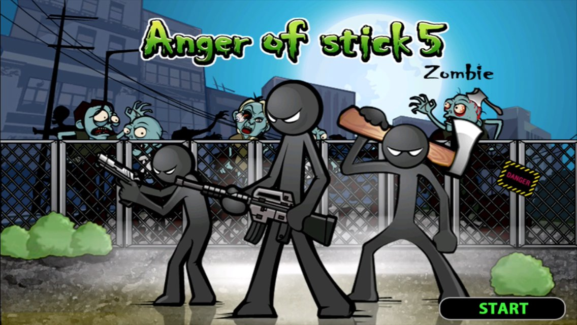 anger of stick 5 zombie 1