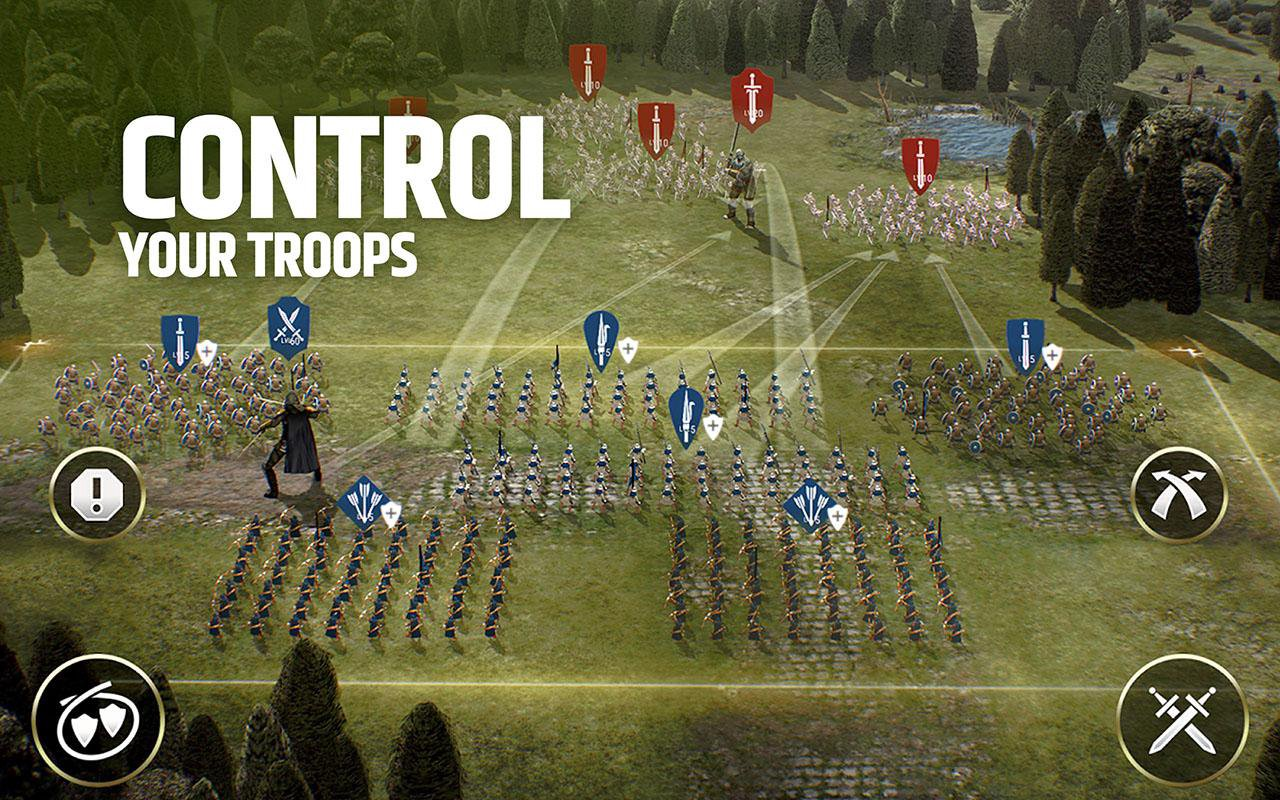 dawn of titans epic war strategy game 3