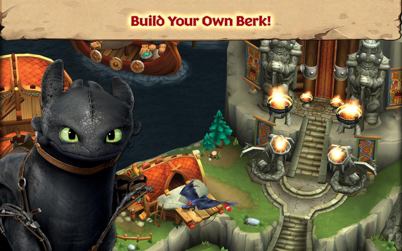 dragons rise of berk 1