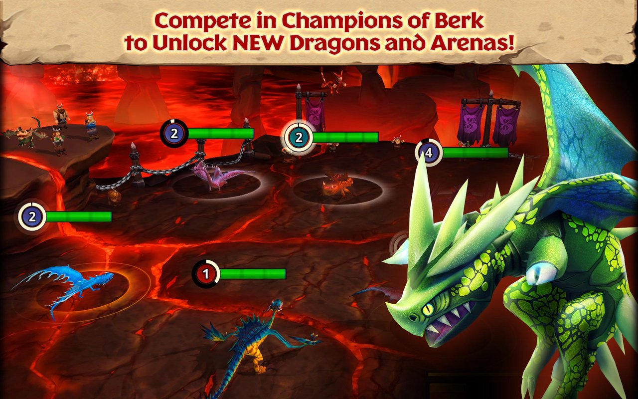 dragons rise of berk 2