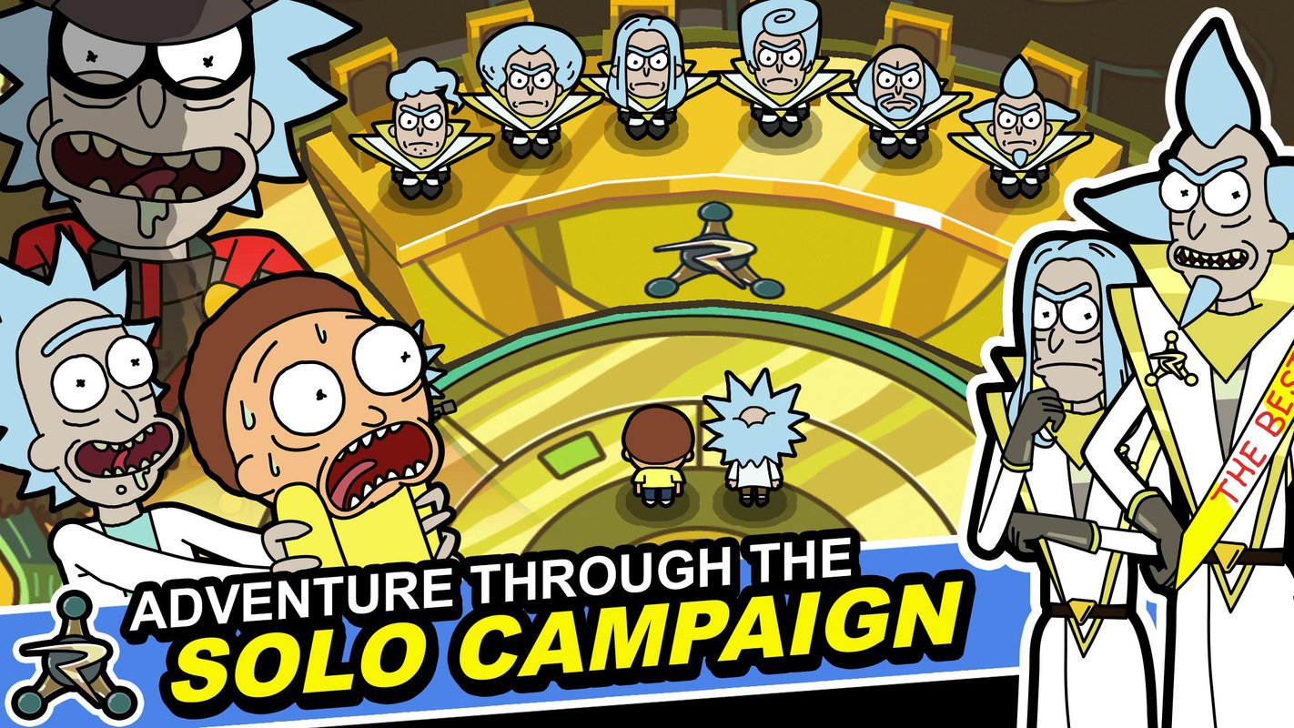 pocket morty apk mod ios