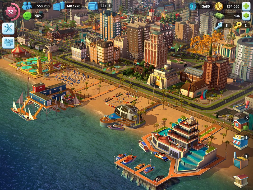 simcity buildit 6