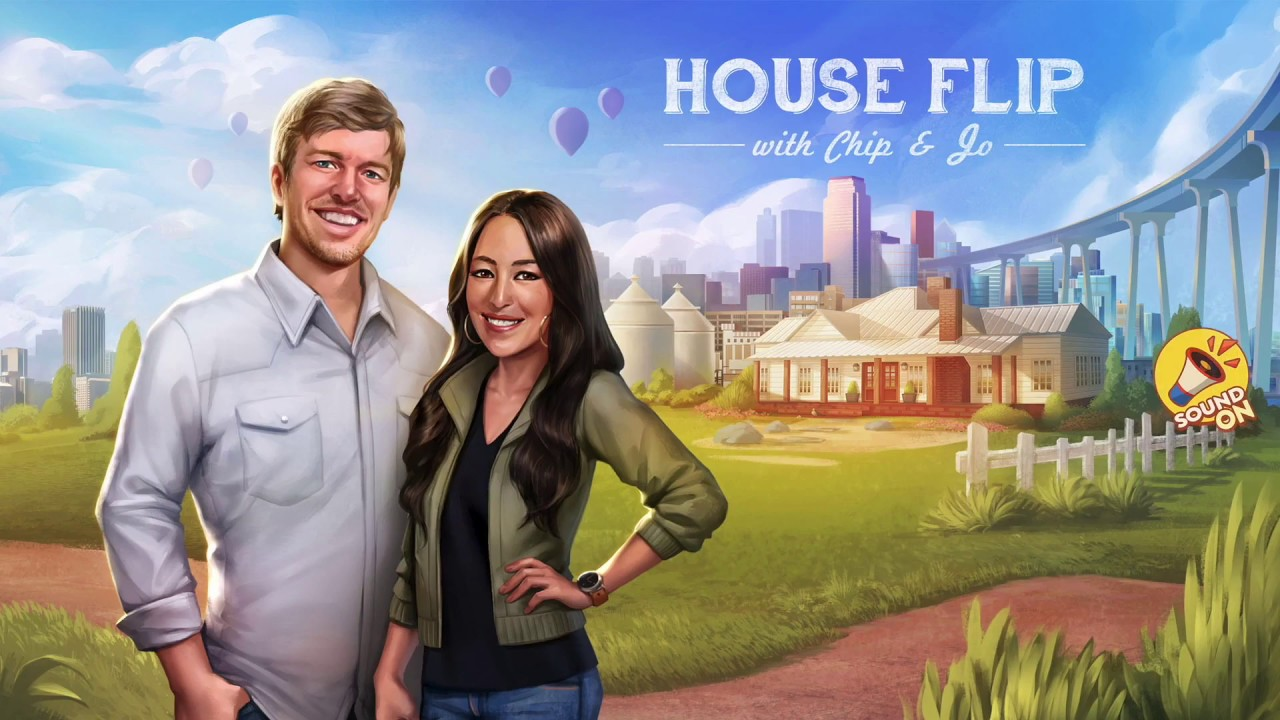 house flip with chip and jo mod apk 1.4.5
