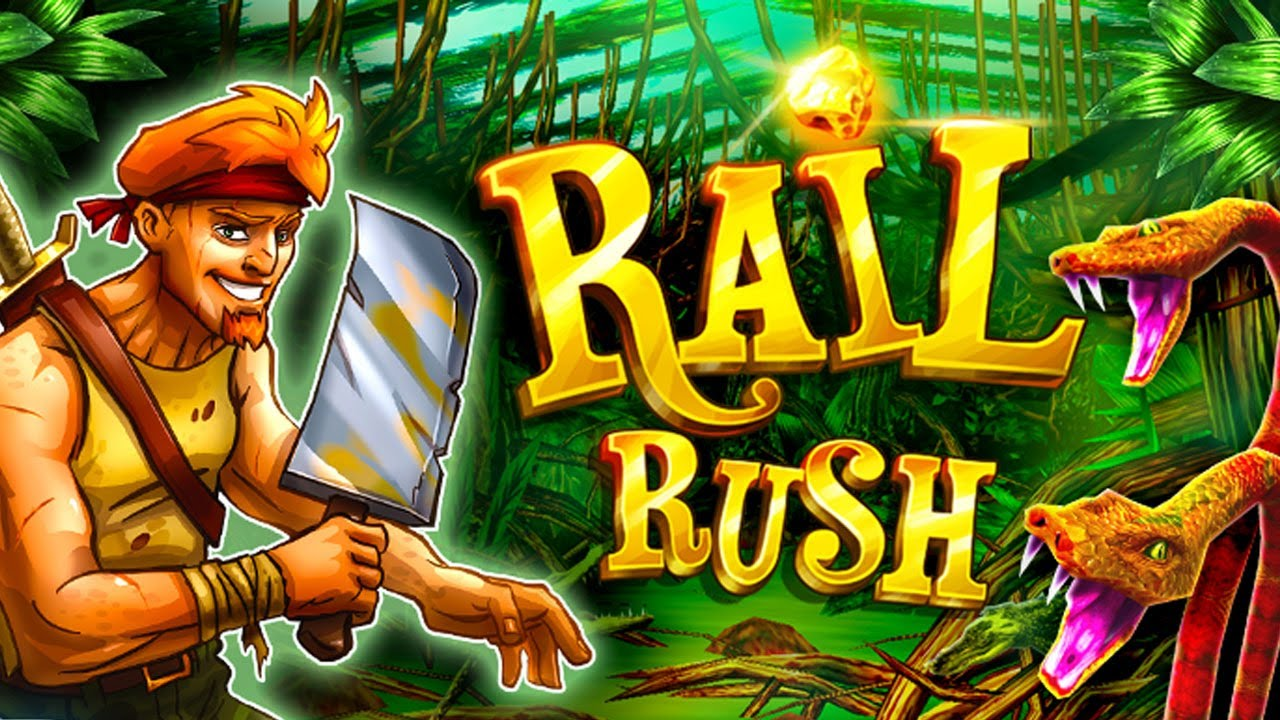Download Rail Rush APK MOD Gold/Diamond/Money for Android/iOS