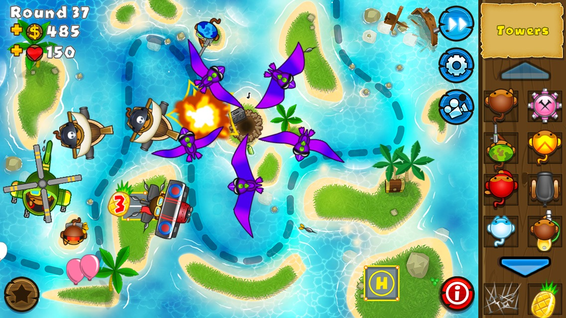 bloons td 5 2