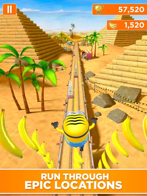 minion rush despicable me official game 1