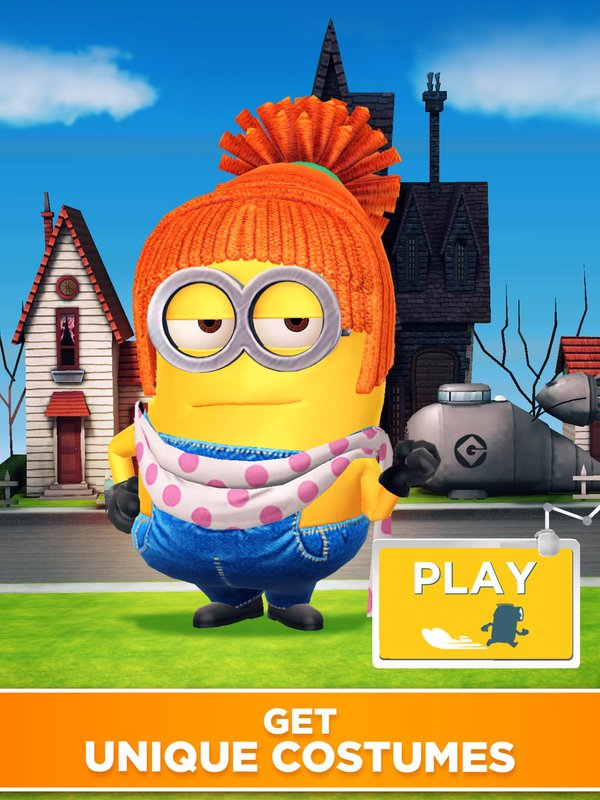 minion rush despicable me official game 2
