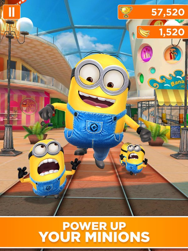 minion rush despicable me official game 3