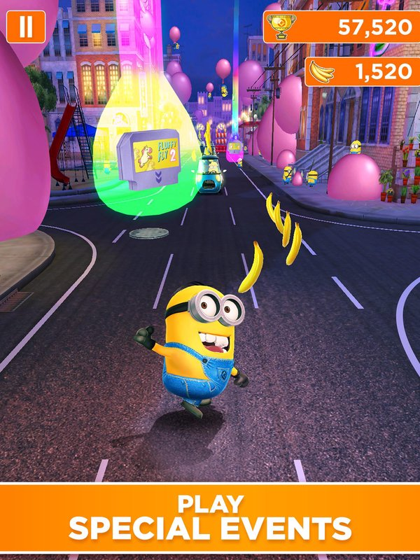 minion rush despicable me official game 4