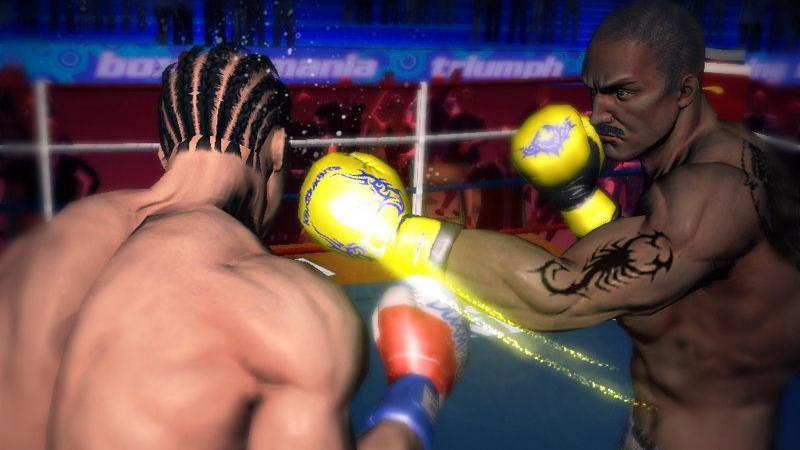 punch boxing 3d 2