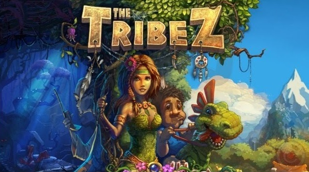 the tribez build a village