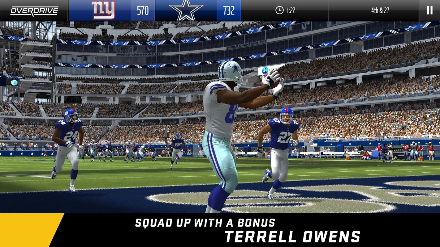 madden nfl overdrive football 2