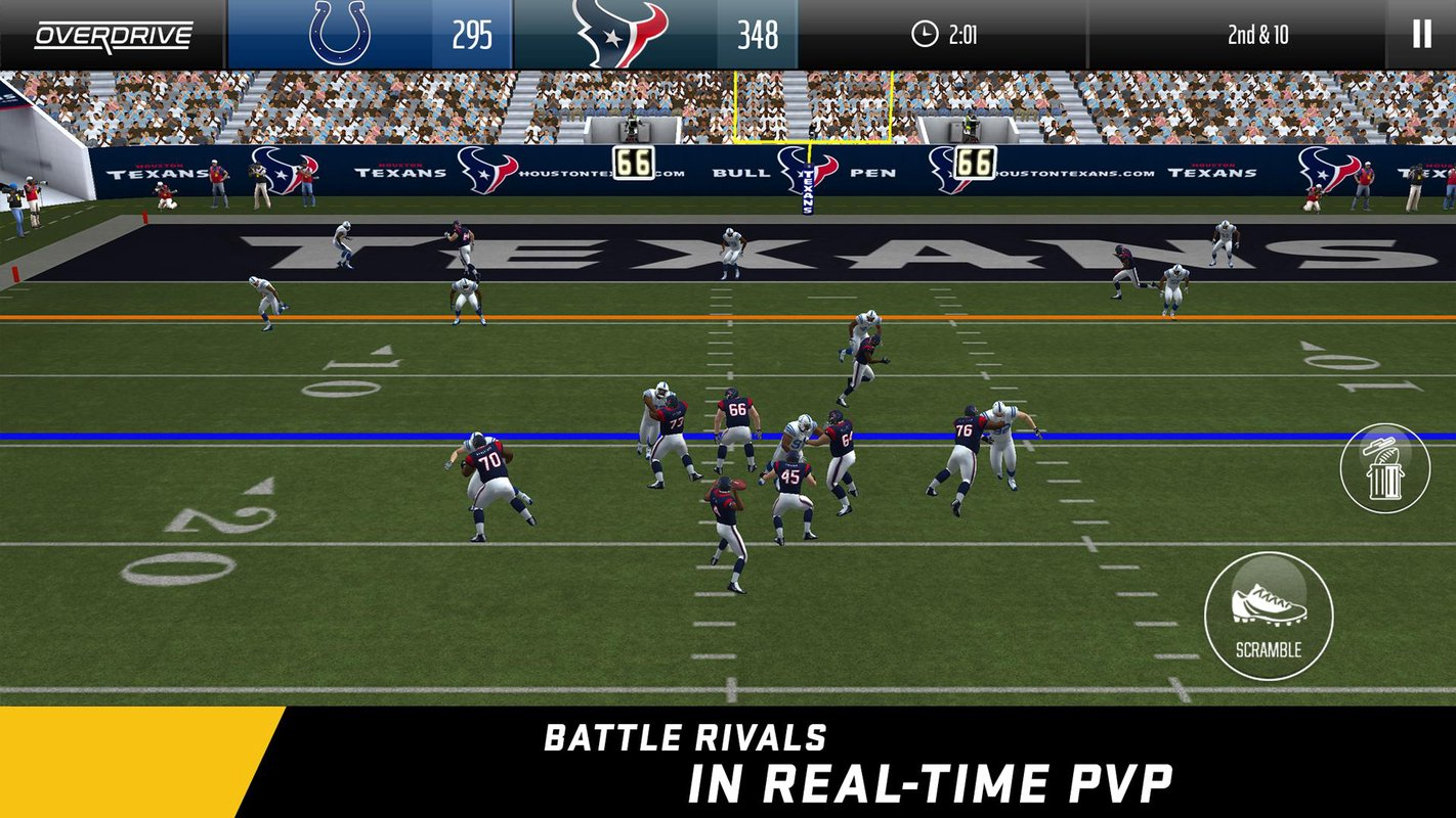 madden nfl overdrive football 3