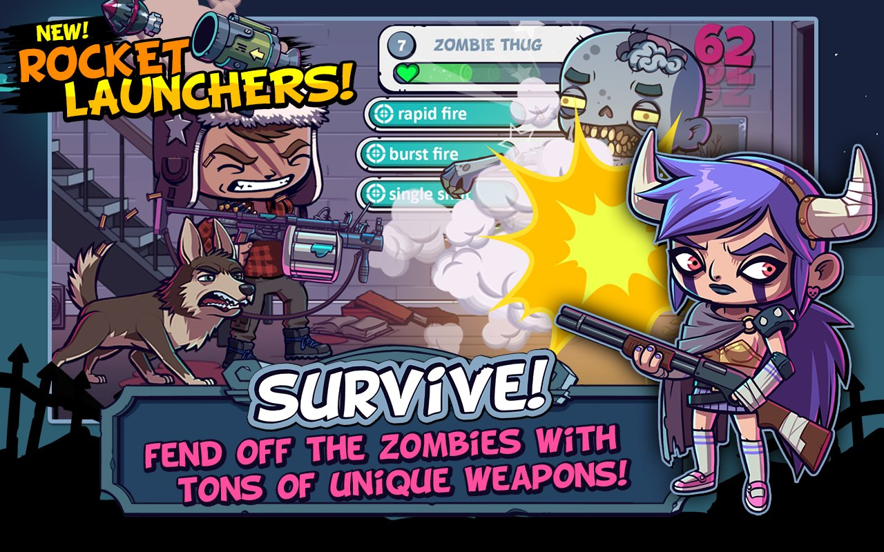 zombies ate my friends 2