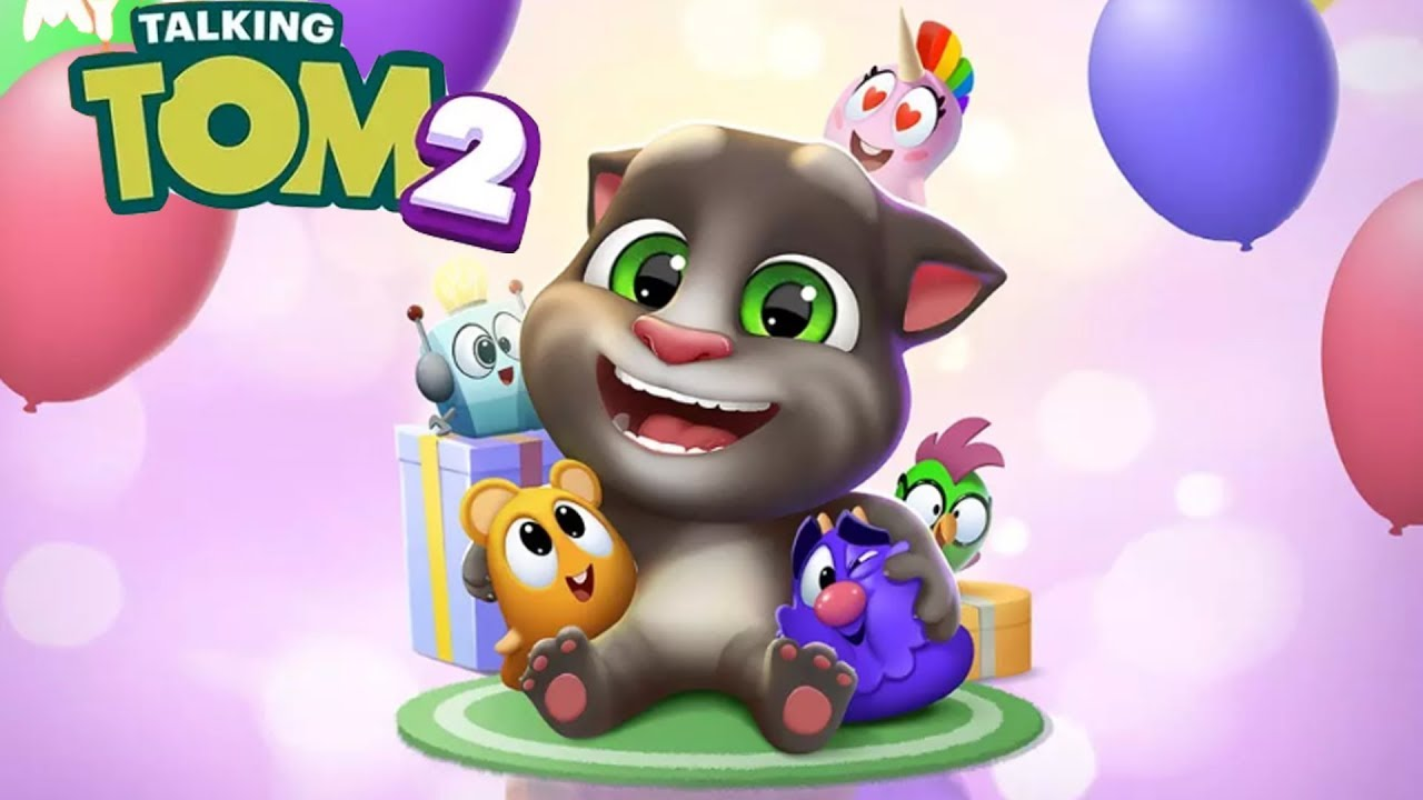 talking tom 2 mod apk