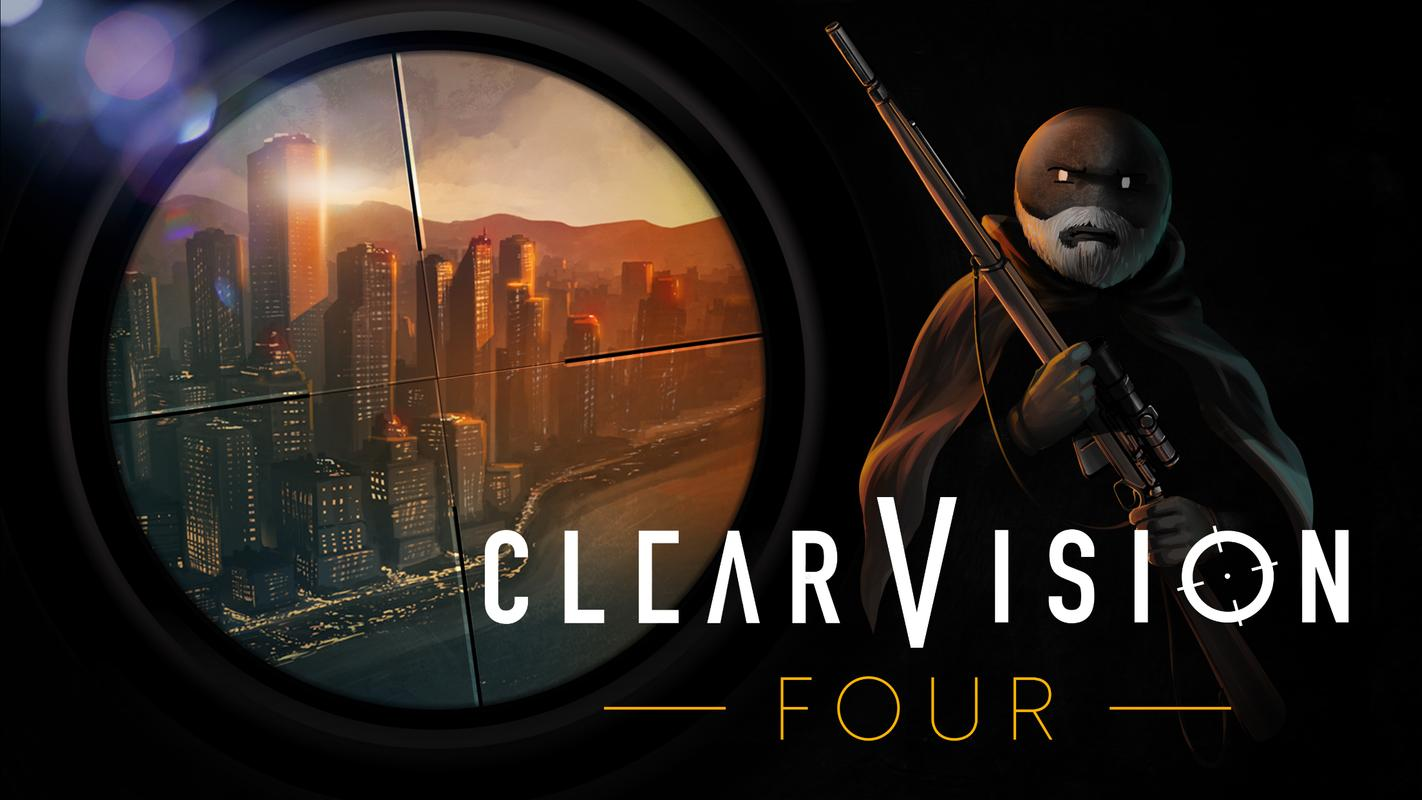 clear vision 4 free sniper game 1