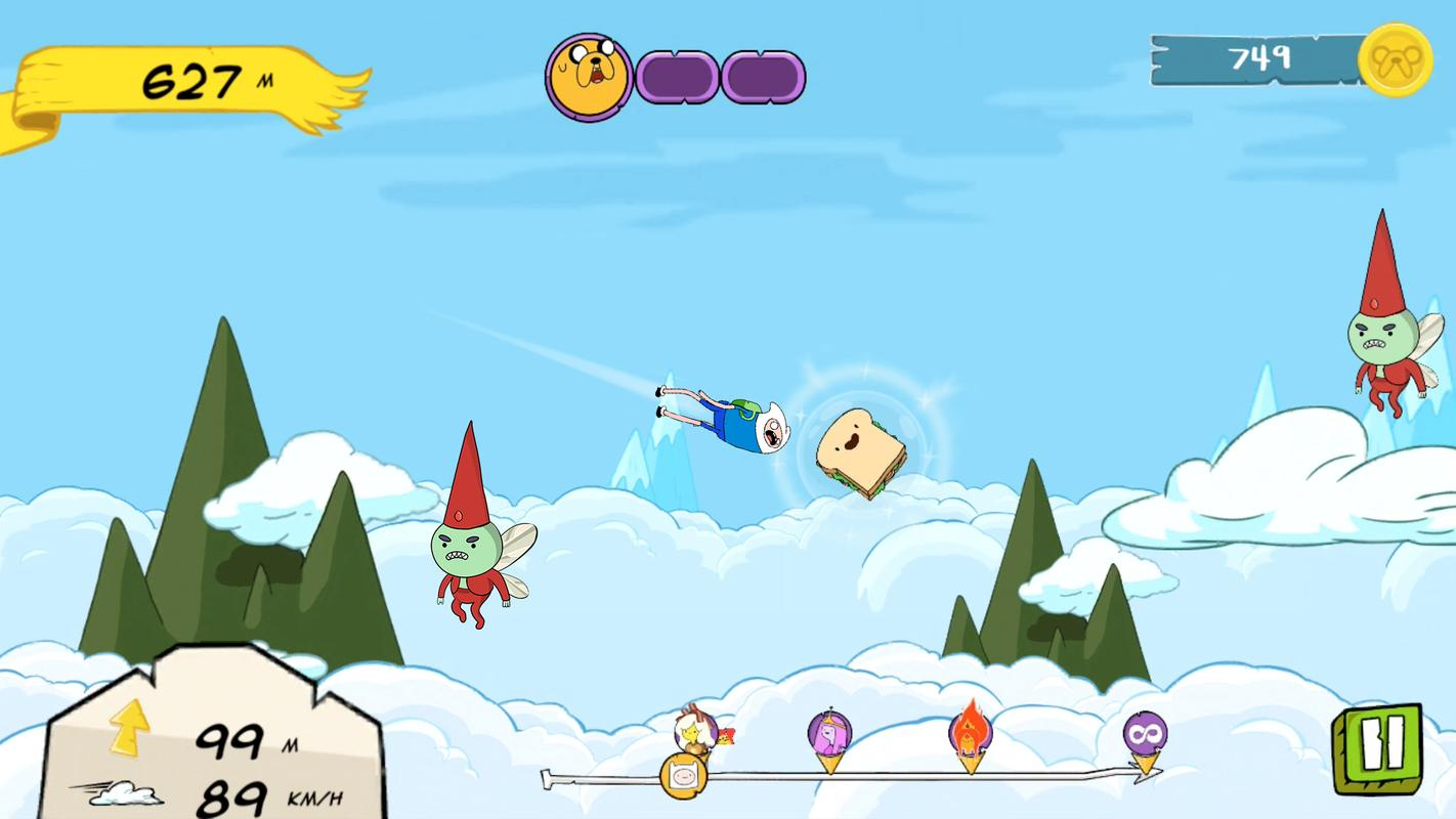 Download Adventure Time: Crazy Flight APK for Android/iOS