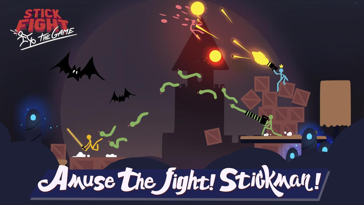 stick fight the game 1