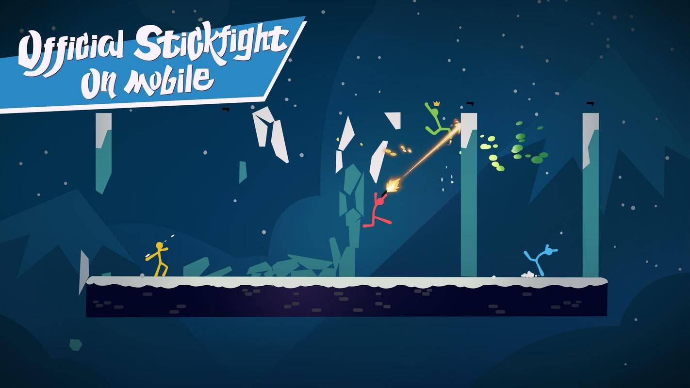 stick fight the game 2