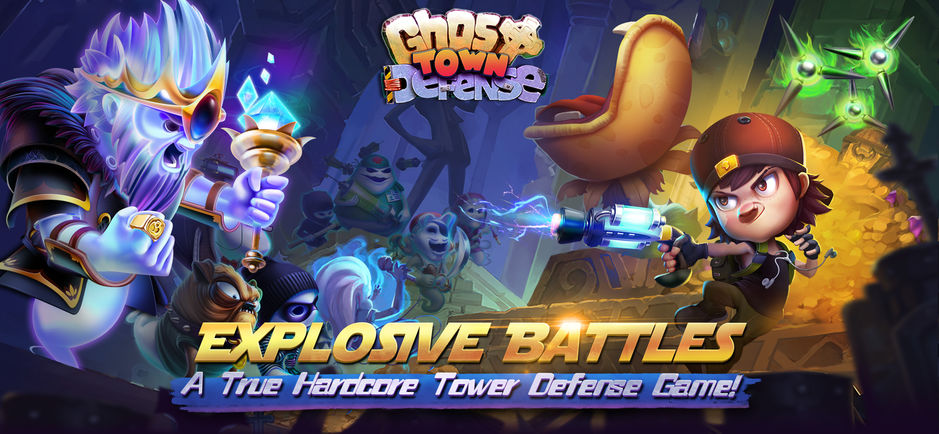 ghost town defense 2