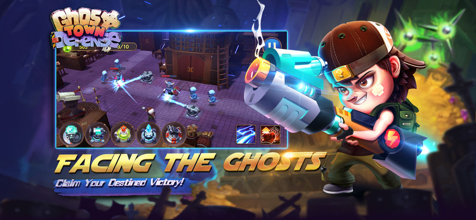 ghost town defense 3