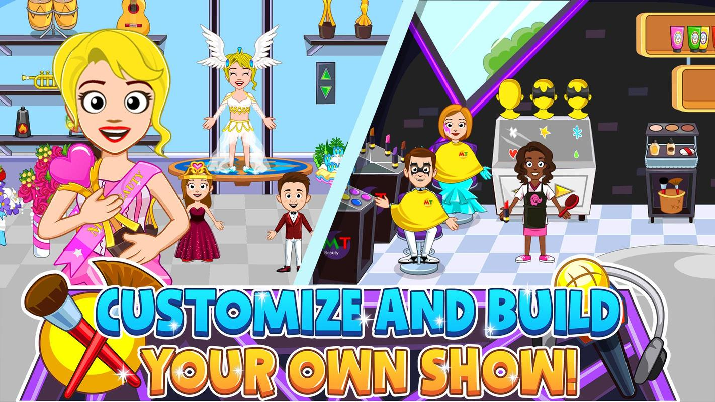 my town beauty contest free 2