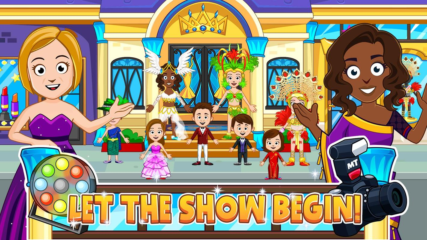 my town beauty contest free 4