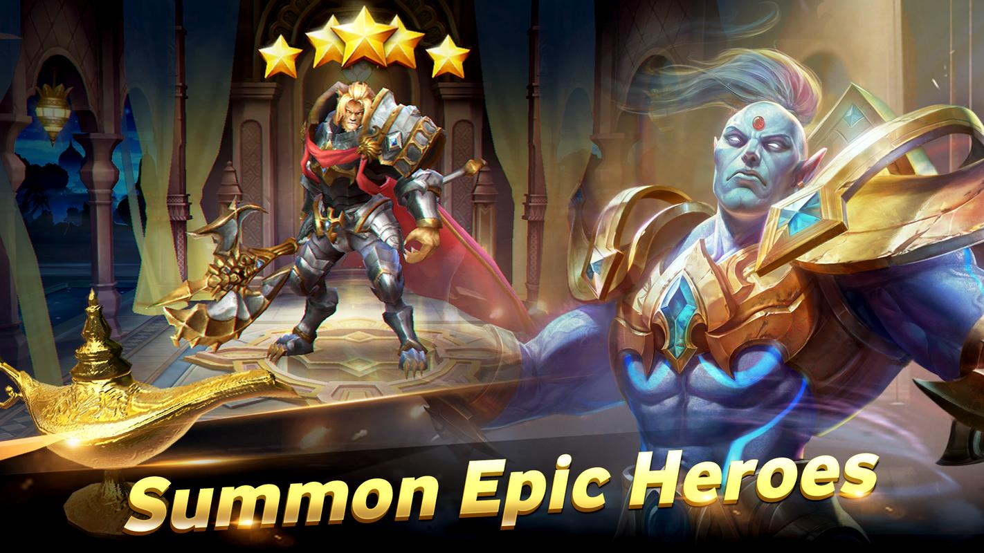 rise of heroes 1