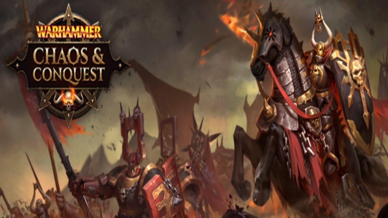 Warhammer Chaos Conquest