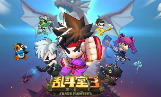 Chaos Fighters 3