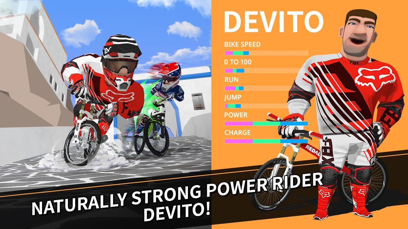 downhill masters 4
