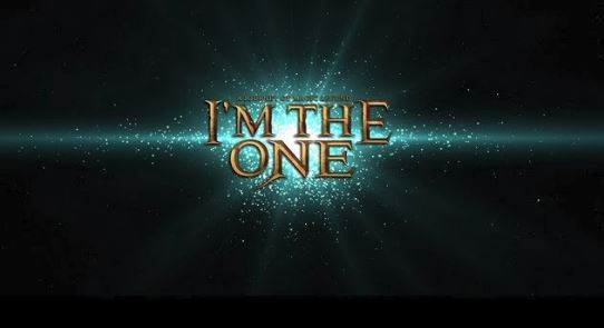 i m the one