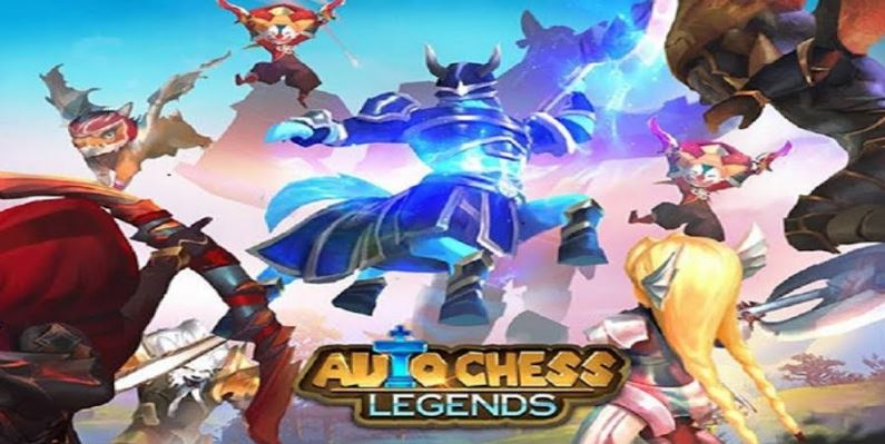 Download Auto Chess Legends APK Mod for Android/iOS