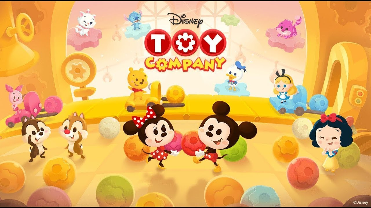 Download LINE: Disney Toy Company APK Mod for Android/iOS