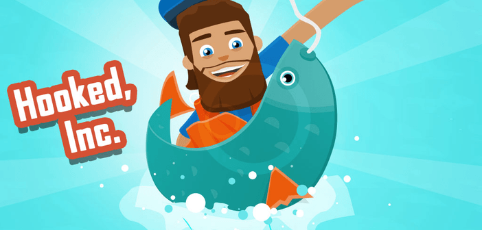 Hooked Inc Fisher Tycoon Mod APK 702x336