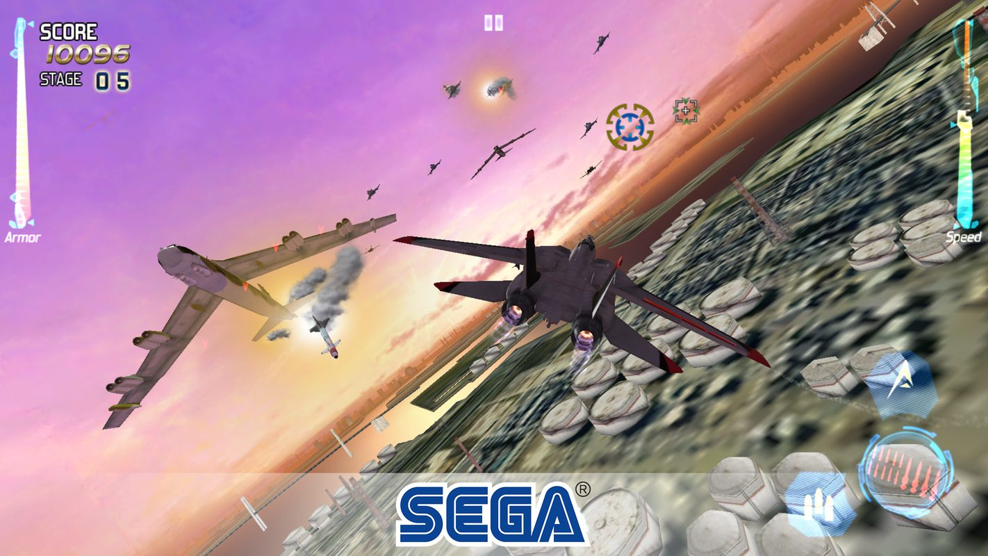 after burner climax 3