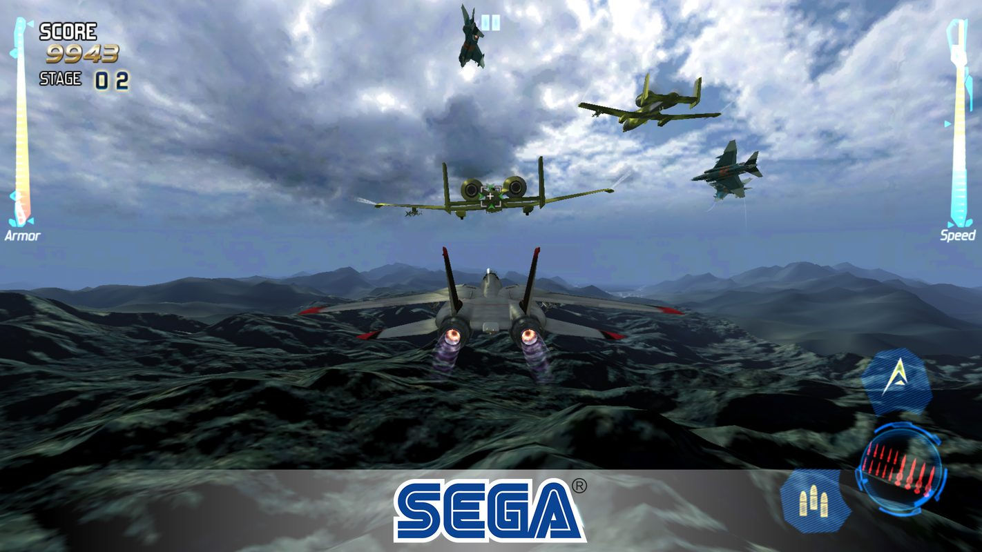 after burner climax 4