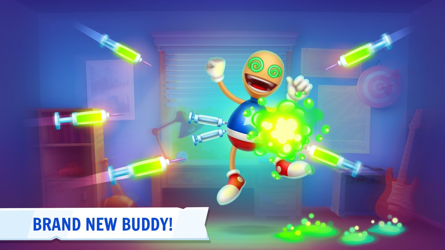 kick the buddy forever 1