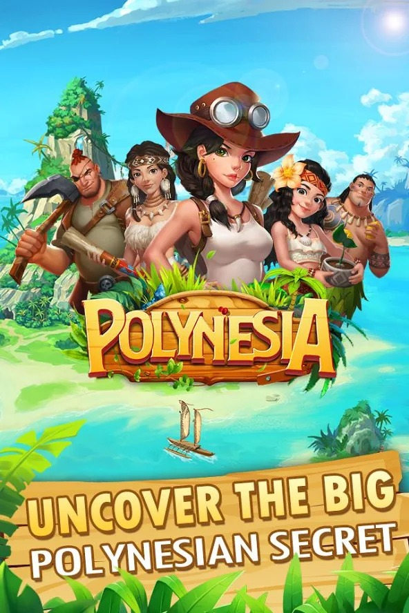Polynesia Adventure 1