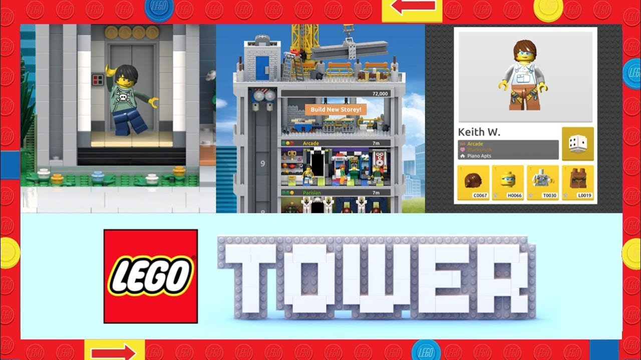 LEGO® Tower