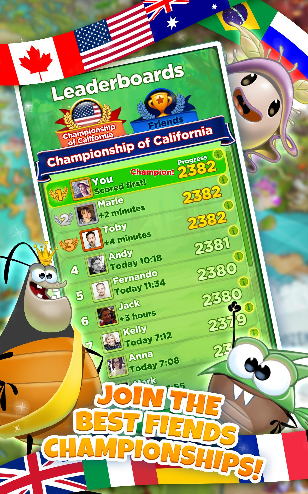 best fiends free puzzle game 4